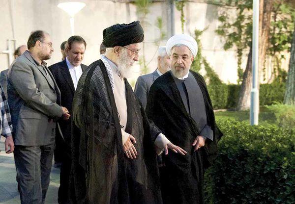 دولت سوم روحانی