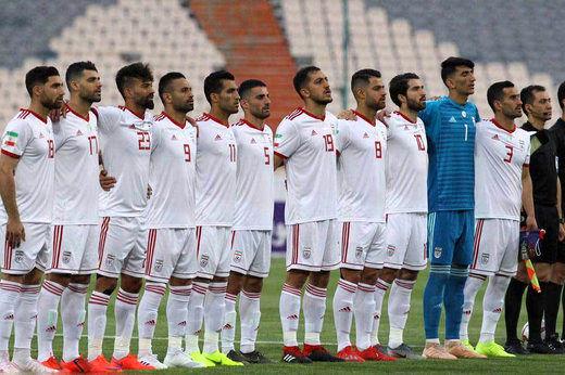 فوتبال ایران در ردهبندی فیفا سه پله سقوط کرد