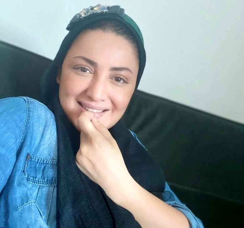 شیلا خداداد هم عکس بدون آرایش خود را منتشر کرد.