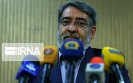 وزیر کشور: برخی افراد تعبیه کننده قرص در کیکها بازداشت شدند