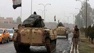 آماده باش در بغداد