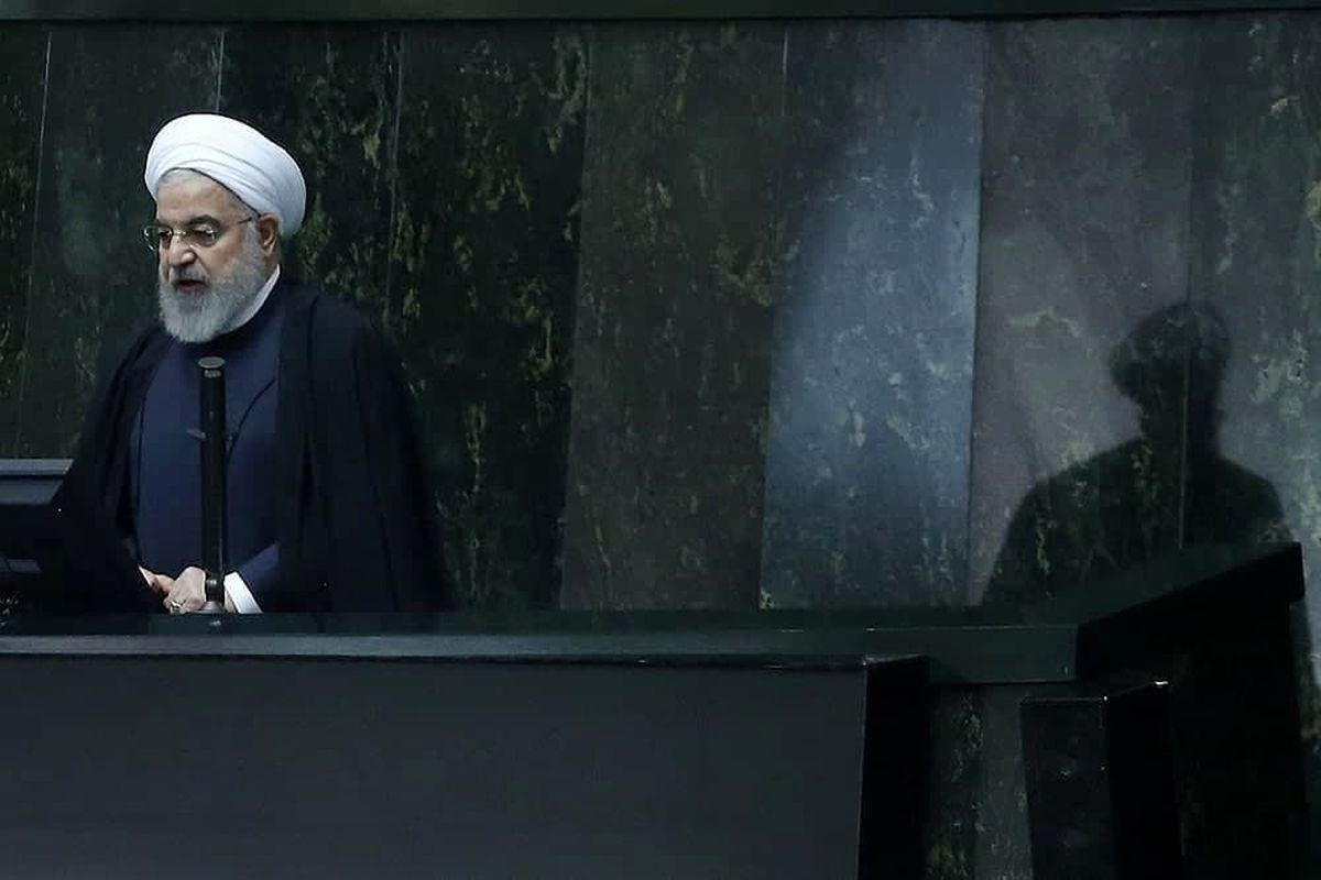 قرائت یک گزارش درباره روحانی در دستور کار مجلس