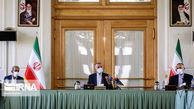 هم اندیشی وزیر خارجه با اعضای اتاق بازرگانی برای تامین واکسن کرونا