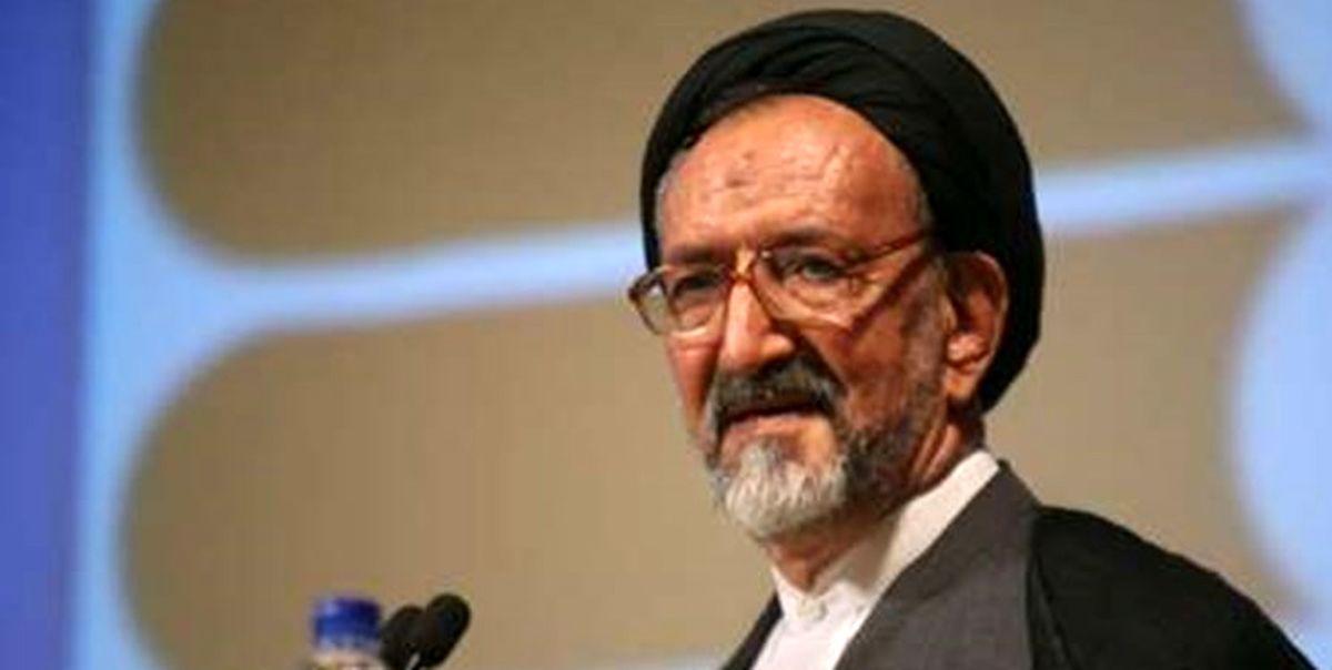 محمود دعایی: انتصاب آقای اژهای مناسب بود