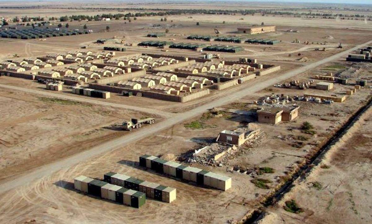 آتش بر سر آمریکا در عراق/ عین الاسد مورد حمله راکتی قرار گرفت