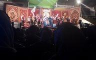 اجرای کنسرت سالار عقیلی به زبان مازندرانی