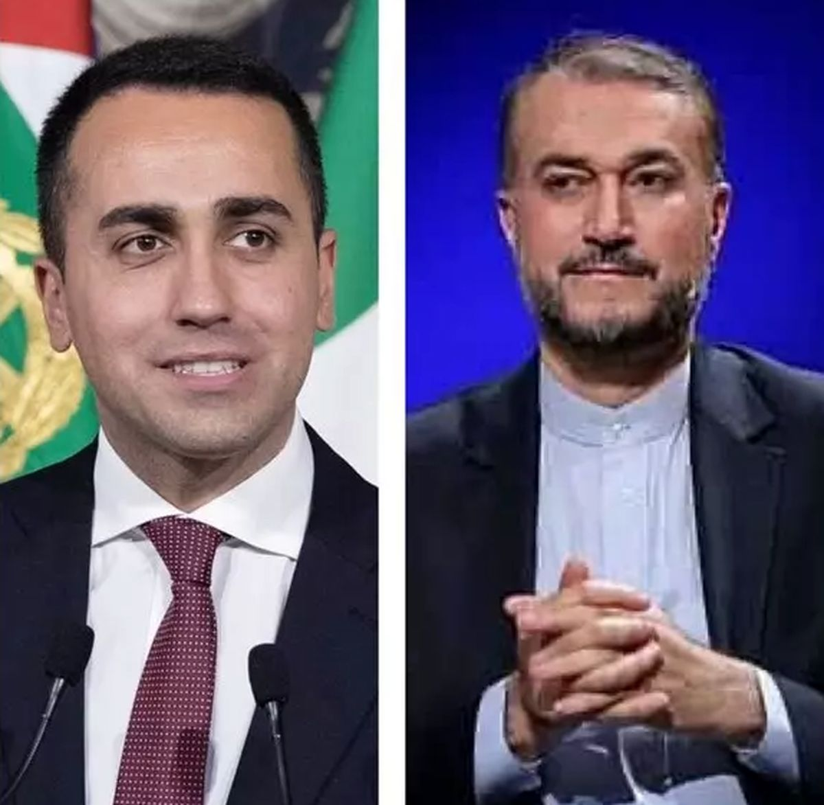 پیام تبریک وزیر خارجه ایتالیا به امیرعبداللهیان