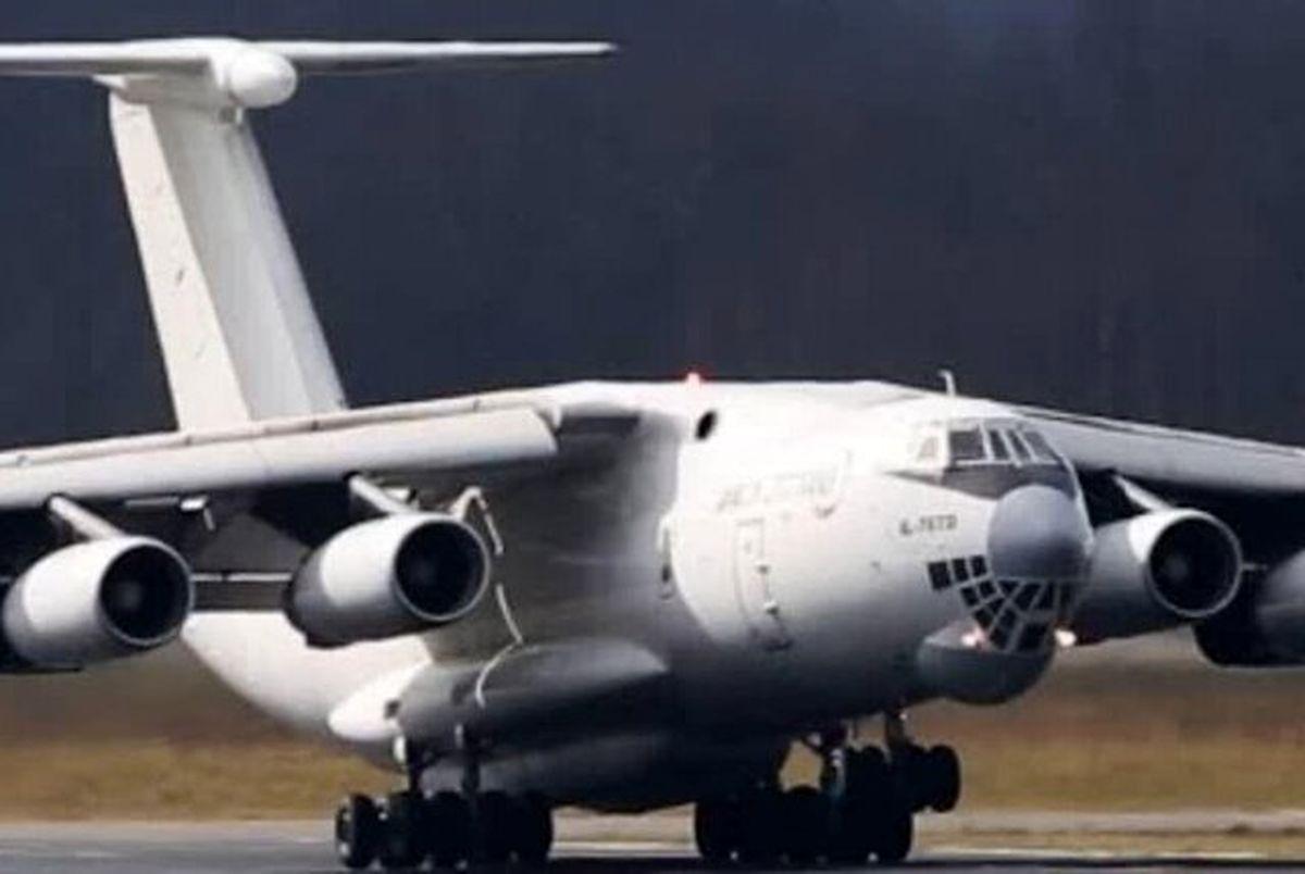 اعزام هواپیمای آتشنشان برای اطفاء آتش تالاب انزلی با دستور وزیر دفاع