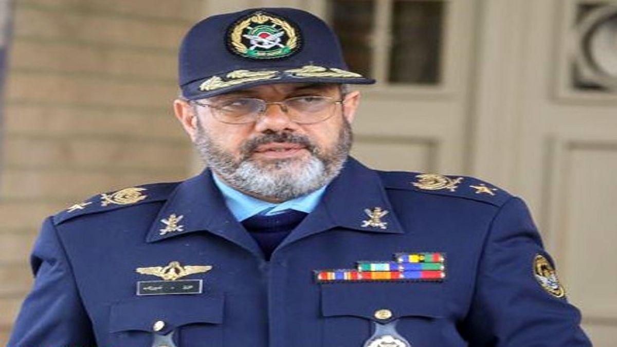 فرمانده نهاجا: در دانشگاههای ارتش موتور جت میسازیم