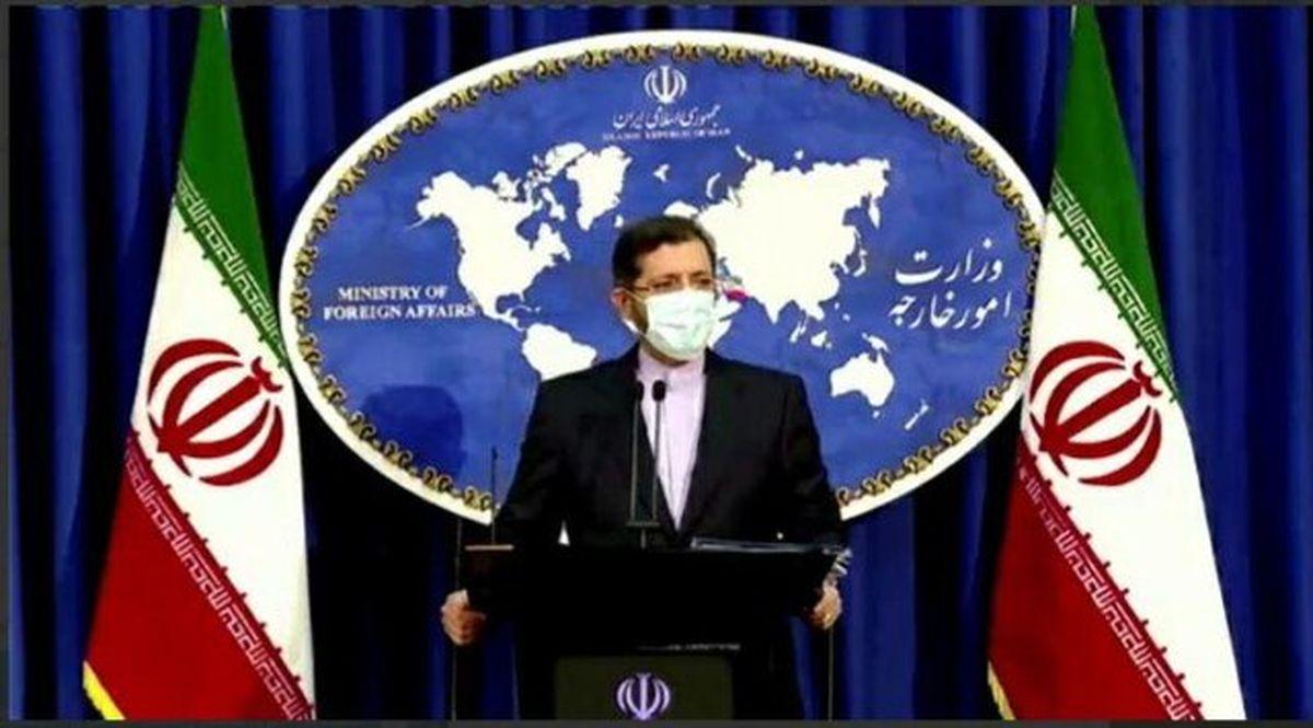 خبر مهم سخنگوی وزارت خارجه درباره مذاکرات وین