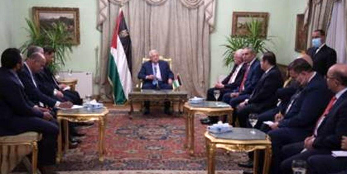 شرط محمود عباس برای جنبش حماس