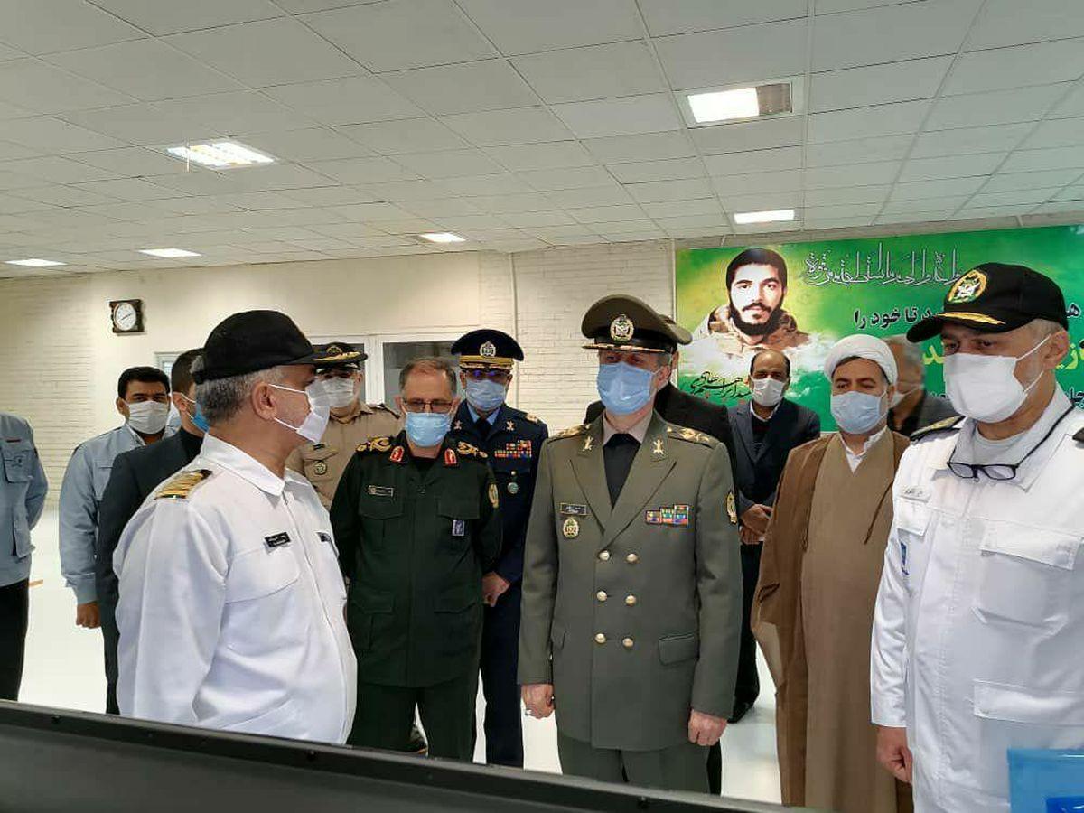 توضیح وزیر دفاع درباره اتفاقی که امروز در مشهد صورت گرفت