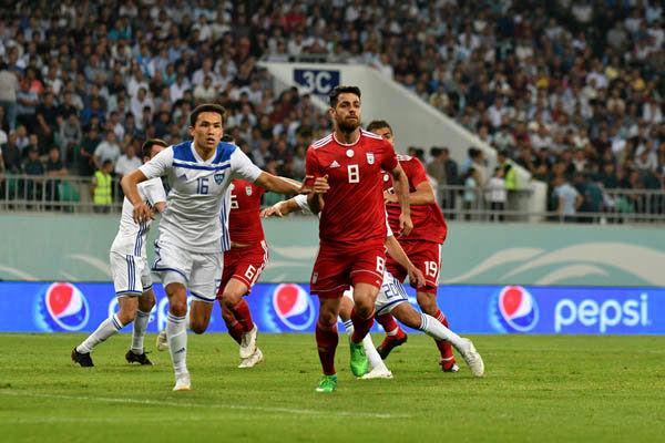 برد ایران مقابل ازبکستان/ تغییرات کی روش تیم ایران را متفاوت کرد