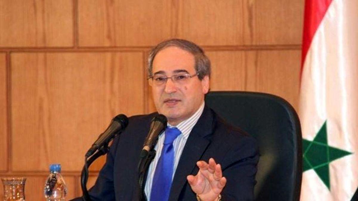 وزیر خارجه سوریه از ایران تشکر کرد