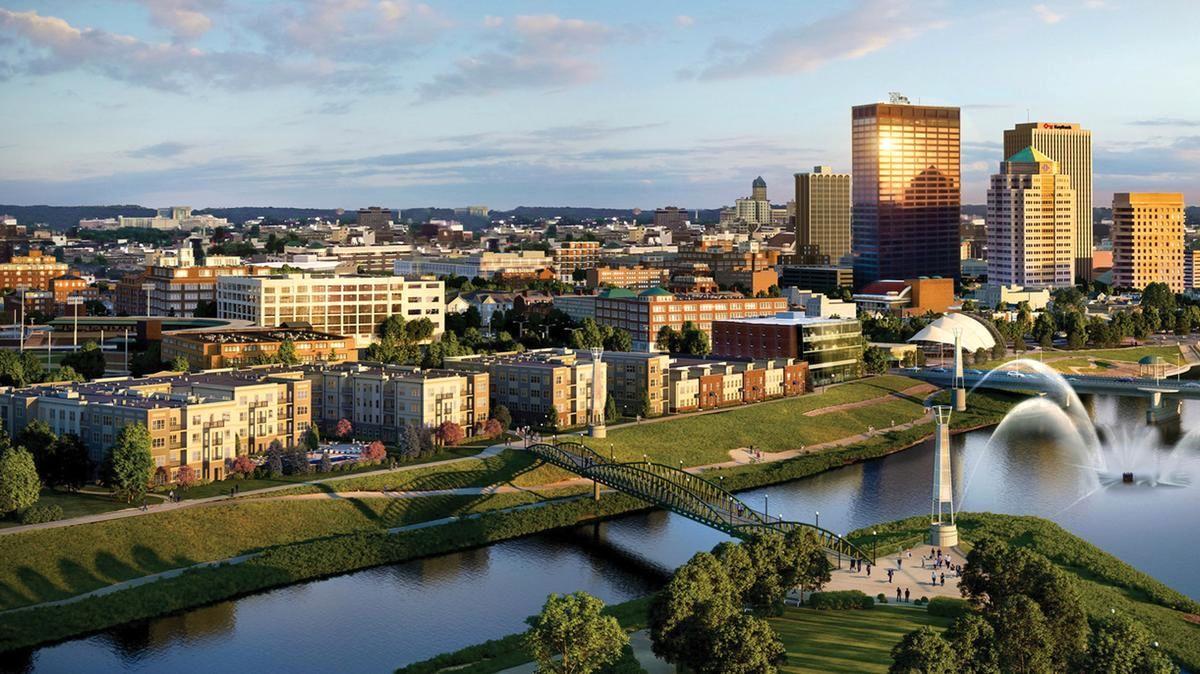 شهر دیتون، ایالت اوهایو