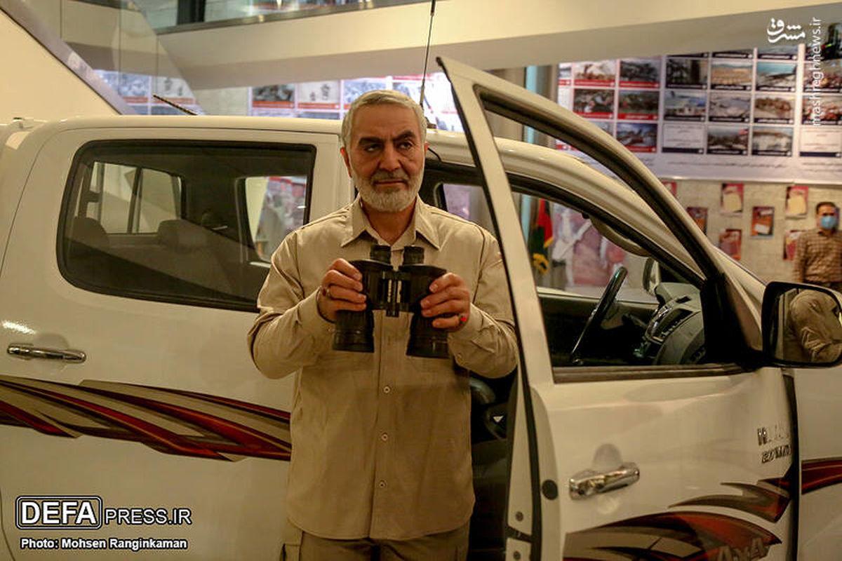 اعلام آمادگی ایران برای همکاری در ساخت موزه مقاومت با عراق