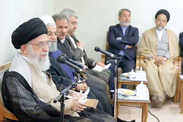 6 فرمان روحانی / هماهنگی همهجانبه برای مبارزه با مفاسد اقتصادی