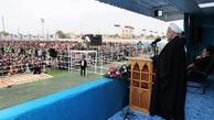 حسن روحانی:بیتردید انتقام خون شهیدان مرزبان خود را میگیریم