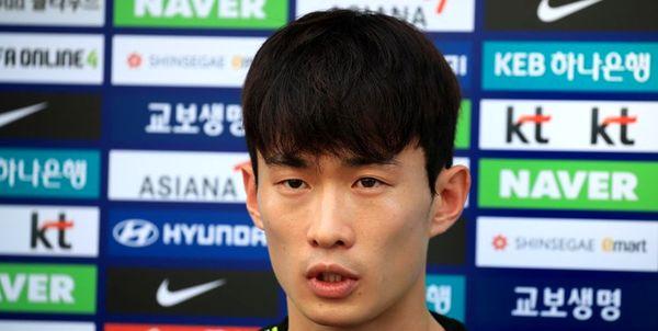 اعتراف مدافع کره جنوبی:هر بار مقابل ایران بازی کردم کار سختی داشتم