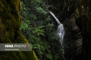 آبشار بهشت باران