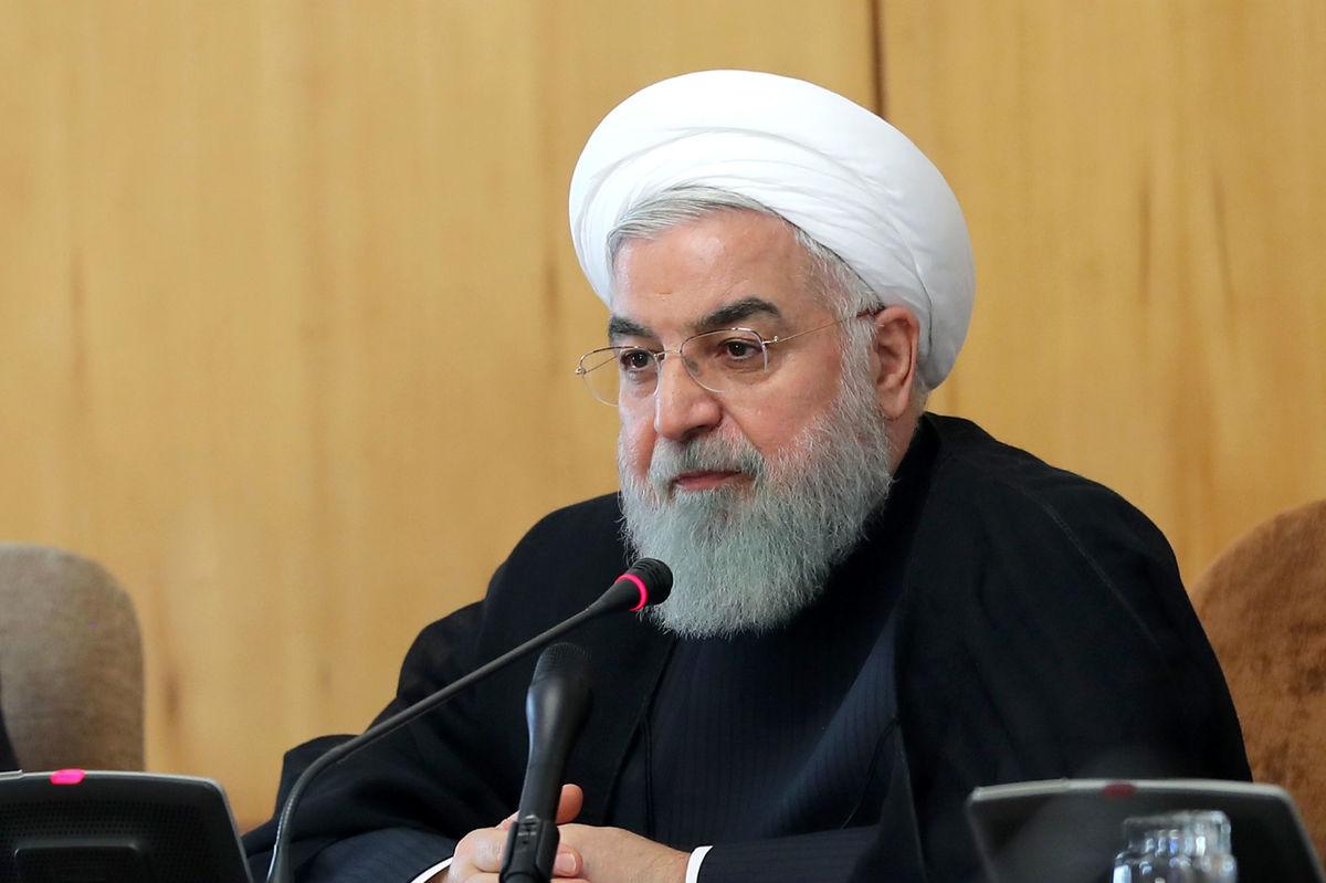 روحانی: دولت جدید آمریکا اشتباهات را جبران کند