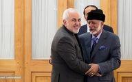 دیدار مهم ظریف با وزیر خارجه عمان پیش از نشست شورای همکاری اعراب
