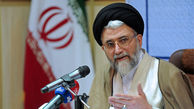 پیام وزیر اطلاعات به مردم ایران