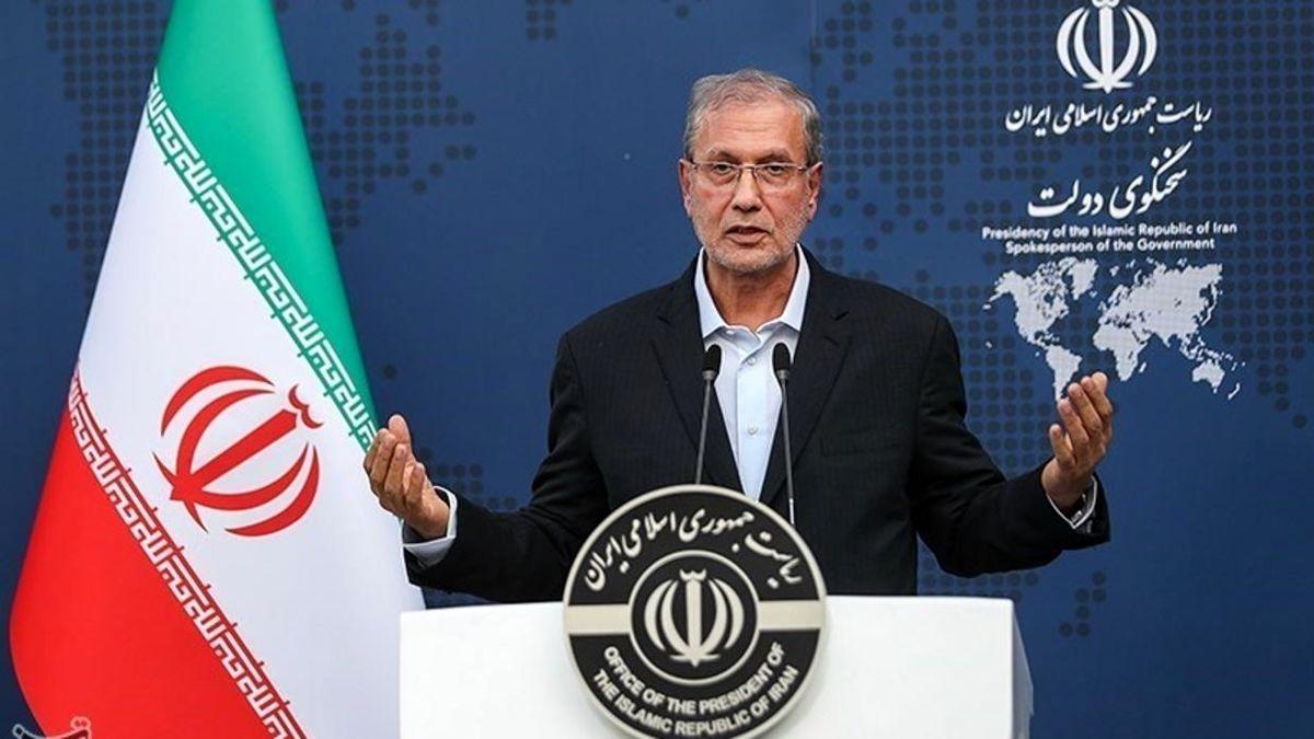 پاسخهای سخنگوی دولت در نشست خبری؛ از نامه روحانی به رهبری تا وضعیت مذاکرات وین