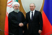روحانی در دیدار پوتین: رژیم صهیونیستی ریشه بسیاری از ناامنیها در منطقه است