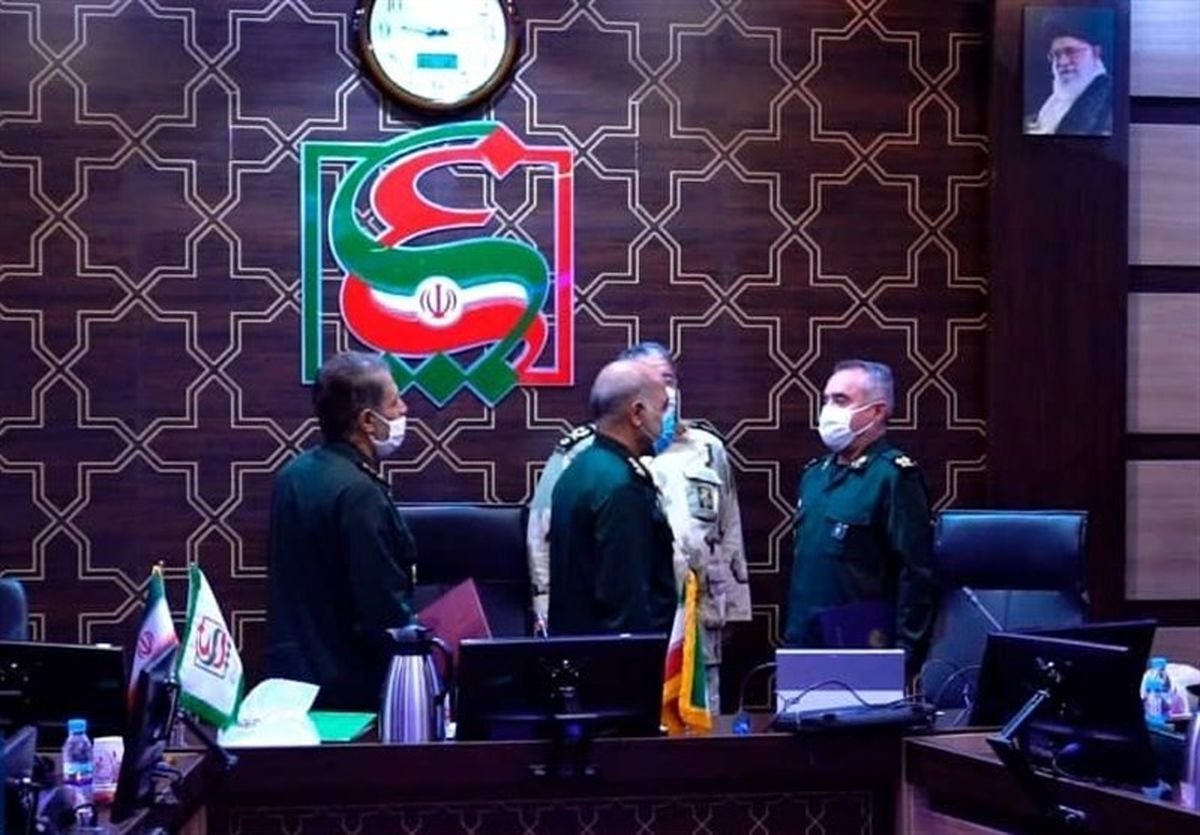 سردار ساسانی جانشین سازمان پدافند غیر عامل شد