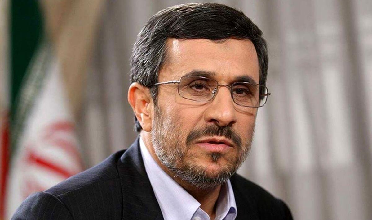 توضیحات جنجالی احمدینژاد درباره «هاله نور» برای اولینبار