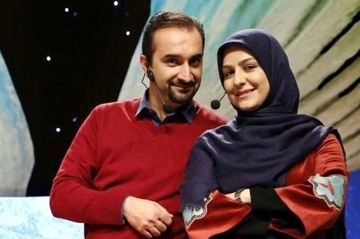 برنامه نیما کرمی و همسرش در برج میلاد