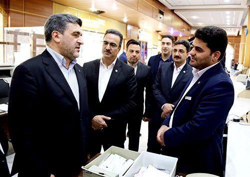 حجتاله صیدی، مدیرعامل بانک صادرات ایران:سبد خدمات ارزی بانک صادرات ایران کامل و قابل ارائه به مشتریان است