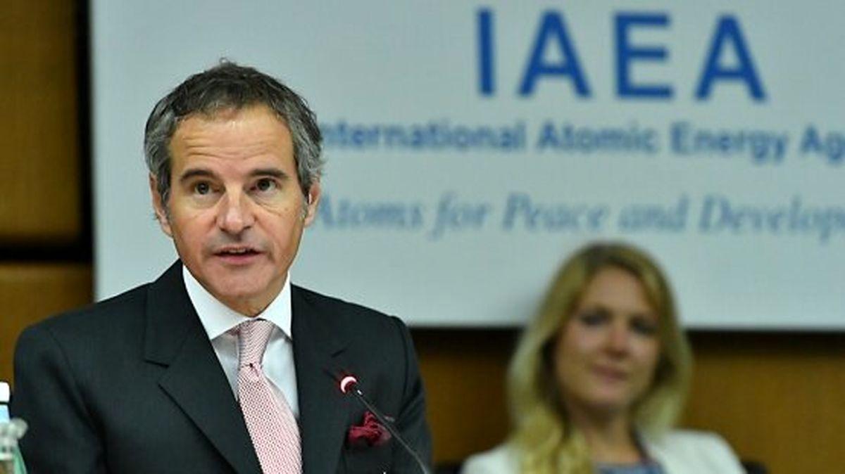 گروسی: ایران به غنیسازی ادامه میدهد