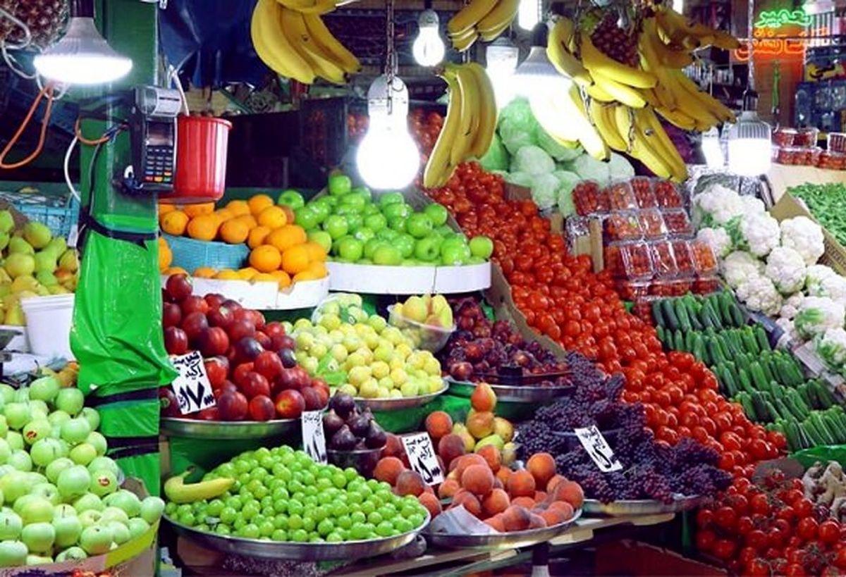 قیمت میوه شب عید کاهش می یابد؟