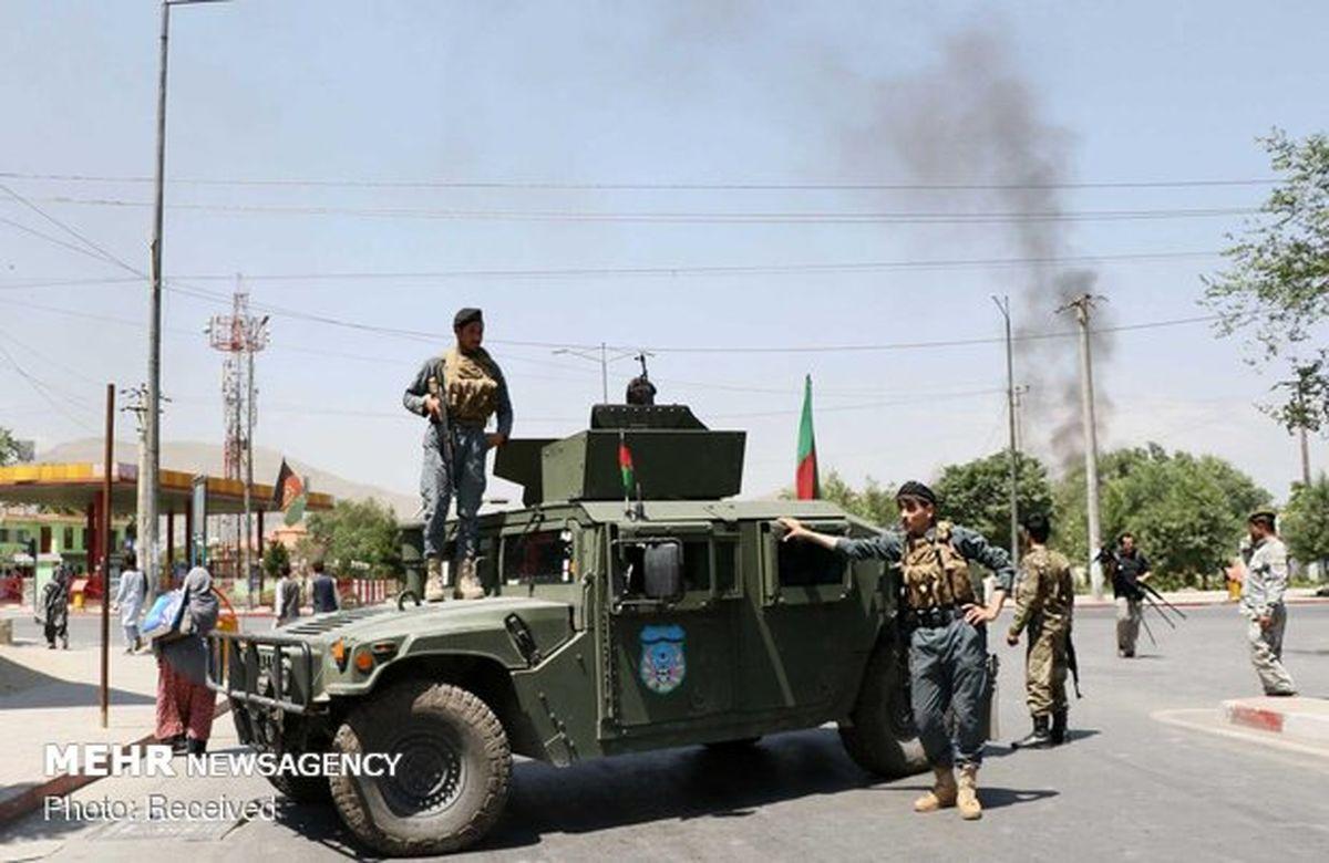 داعش خراسان مسؤول حمله به فرودگاه کابل