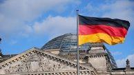 عکس؛سفیر آلمان سوار بر نیسان آبی از ایران رفت