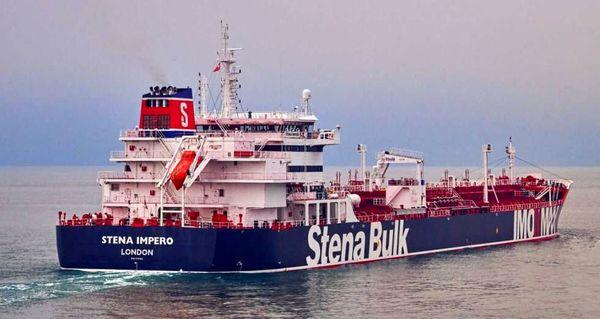 مدیرکل بنادر و دریانوردی هرمزگان: ۲۳ خدمه نفتکش انگلیسی باید در کشتی بمانند